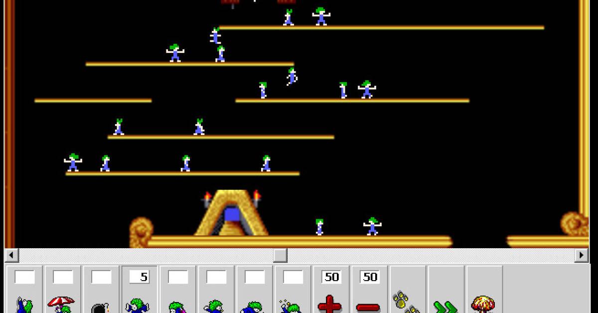 Retro Games Online Spielen