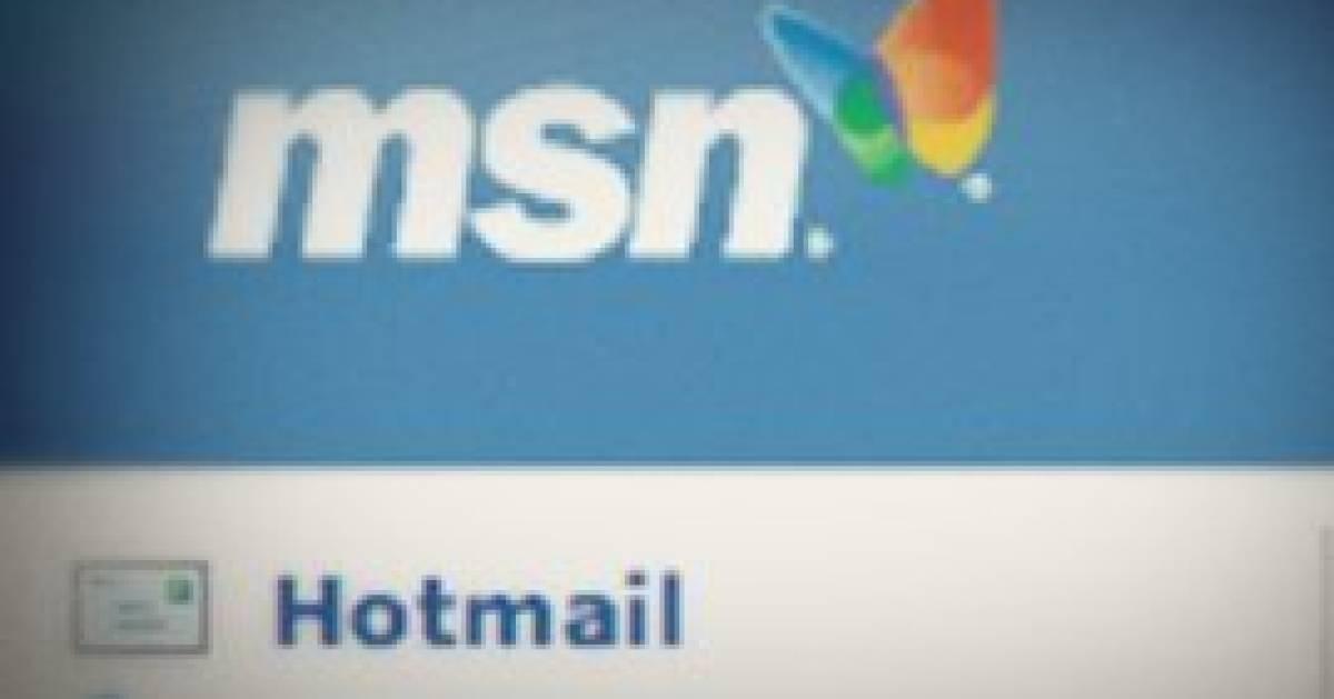 Hotmail Anmelden Neu
