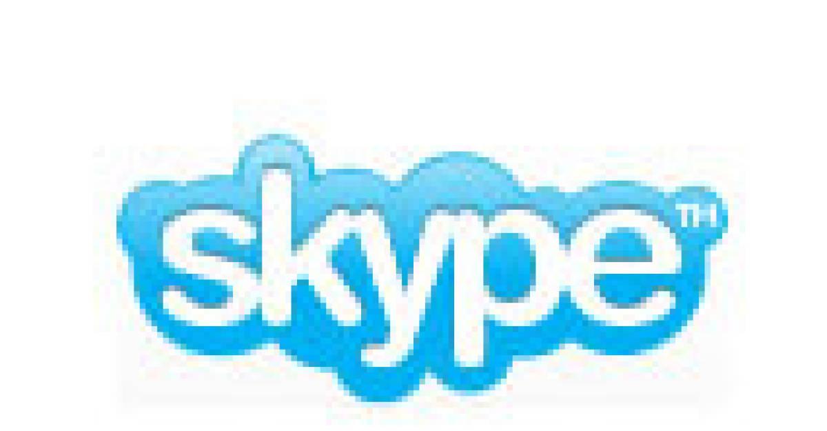 Skype Wird Gesendet
