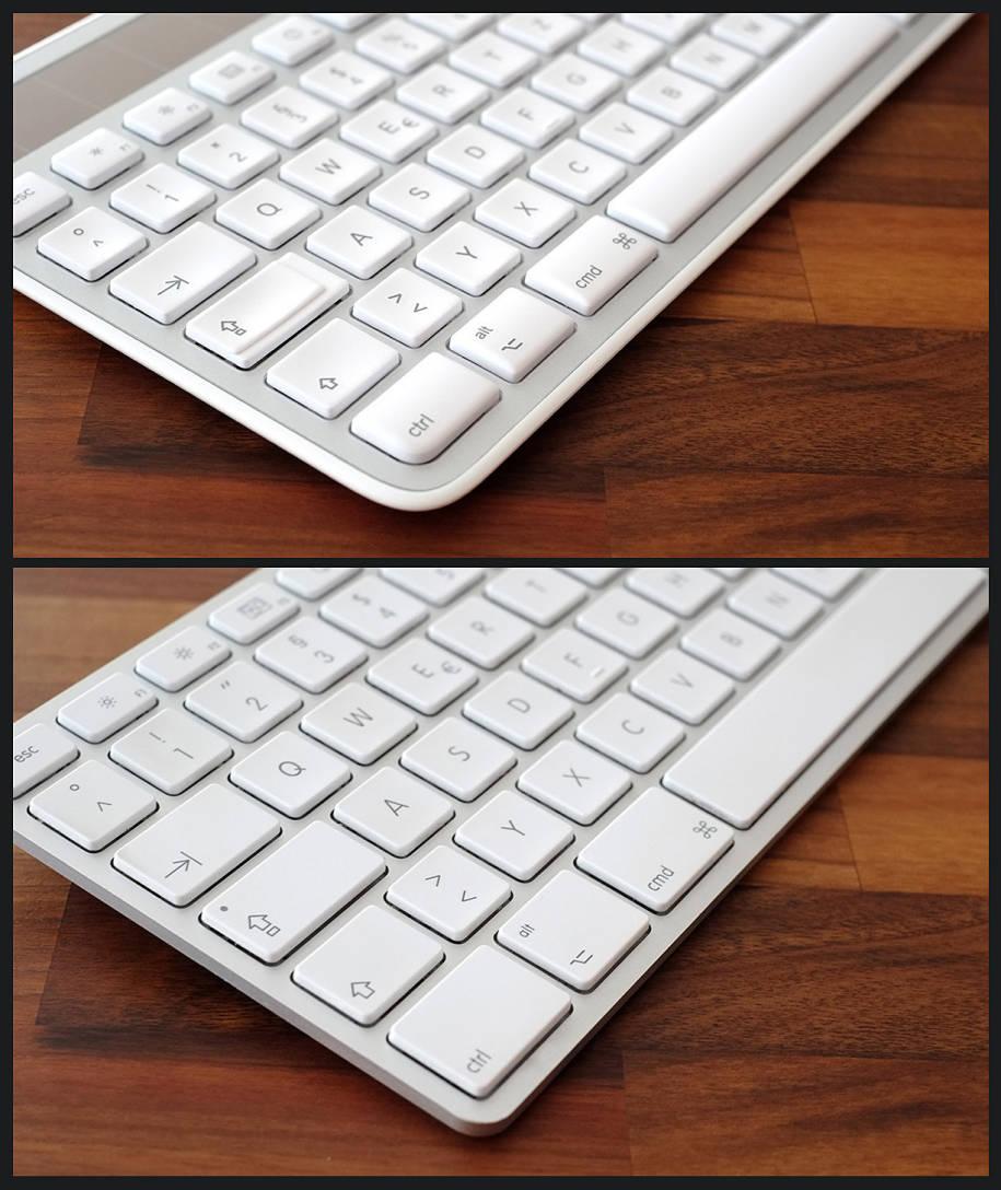 Logitech Tastatur Mac