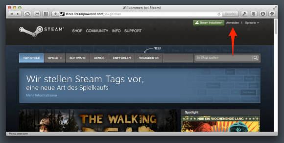Steam Anmeldung Geht Nicht