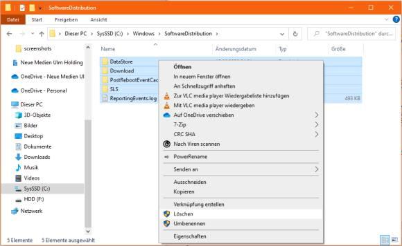 Windows 10: Update klappt nicht – was tun? - pctipp.ch