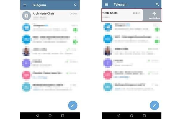 Whatsapp archivierte chats löschen samsung