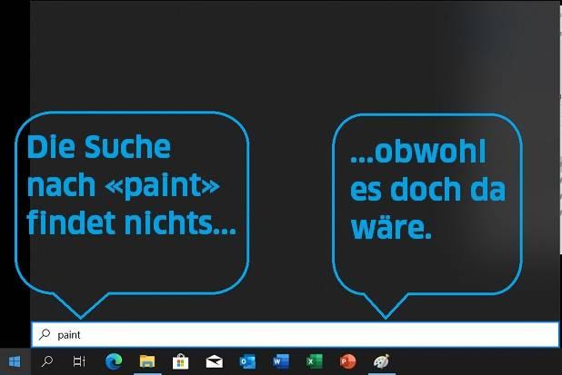Windows 10: Suche reparieren - pctipp.ch