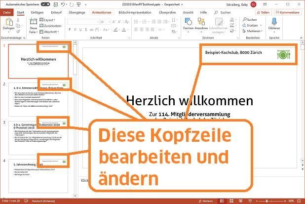 Wie Sie Die In Powerpoint Angebotenen Vorlagen