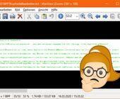 IrfanView zeigt beim Blättern auch TXT-Dateien an