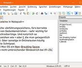 Notepad++ ist nicht nur für Programmierer sehr cool