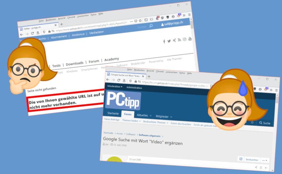 Firefox Seite Aktualisieren