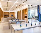 Der Flagship-Store von Huawei in Berlin