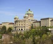 Bundeshaus Südfassade