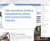 Screenshot Firefox