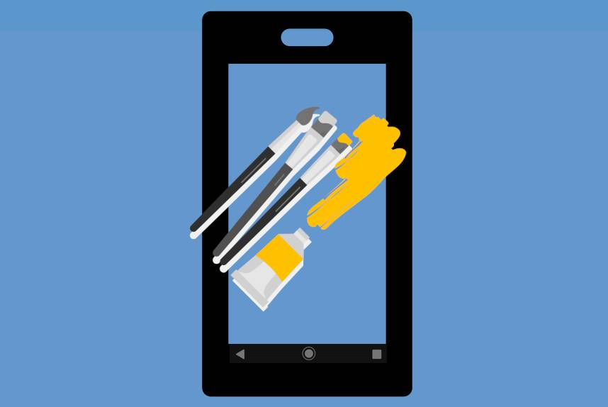 Android: Bild bearbeiten, verpixeln, Meme erstellen per ...